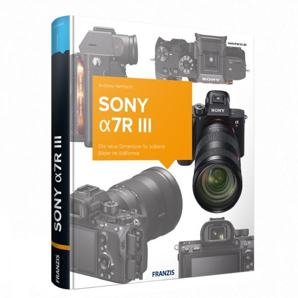 Buch: Sony alpha 7RIII - Das Kamerabuch