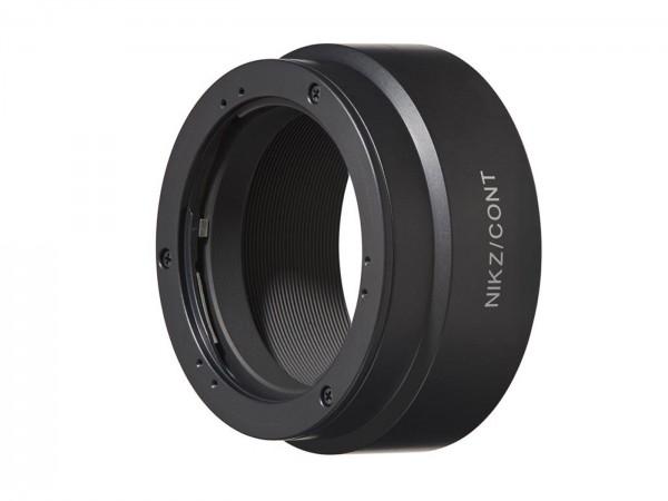 Novoflex Adapter Nikon Z für C/Y Objektive