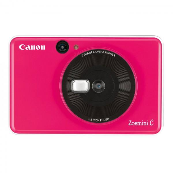 Canon Zoemini C, pink 2-in-1 Sofortbild-Kamera