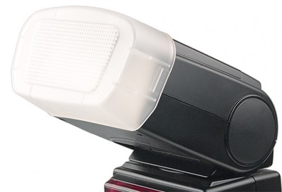 Kaiser Blitz-Diff. Softcap f Canon Speedlite 320EX