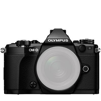 Olympus OM-D E-M5 Mark II Gehäuse, schwarz