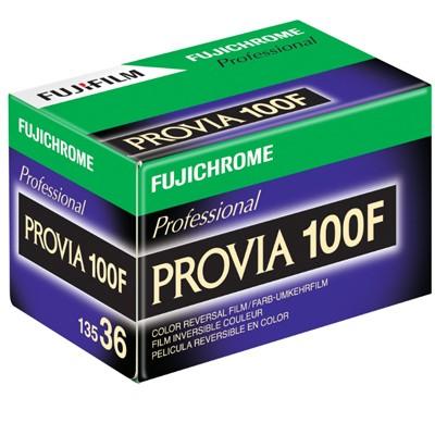Fuji Chrome Diafilm Provia 100 F prof. 135/36