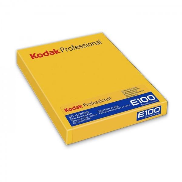 Kodak Ektachrome E100 10Bl. 4x5inch Diafilm