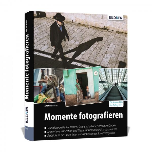 Buch: Momente fotografieren