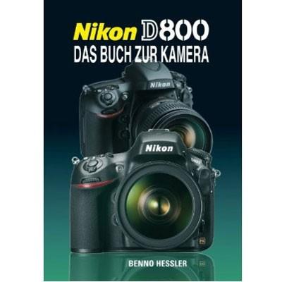 Buch: Nikon D800 - Das Buch zur Kamera