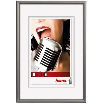 "Hama Alu-Rahmen ""Chicago"" 24x30cm, grau"