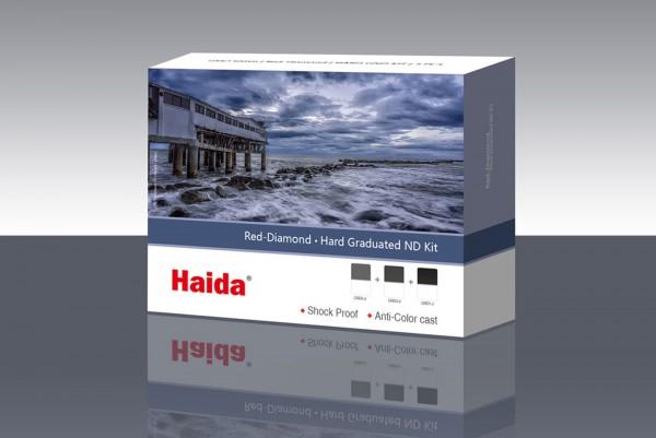 Haida Red Diamond Hard GND Kit 150x170Grauverlauf