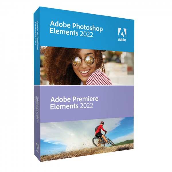 Adobe Photoshop Elem & Premiere Elem 2021 Upgrade