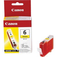 Canon Tintentank BCI-6 Y gelb