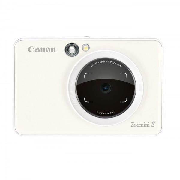 Canon Zoemini S, weiß 2-in-1 Sofortbild-Kamera