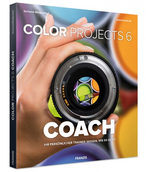 Buch: Color Projects 6 COACH
