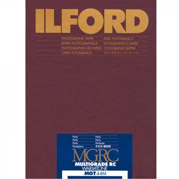 Ilford MG RC Warmtone 10Bl.24x30 1M Glanz