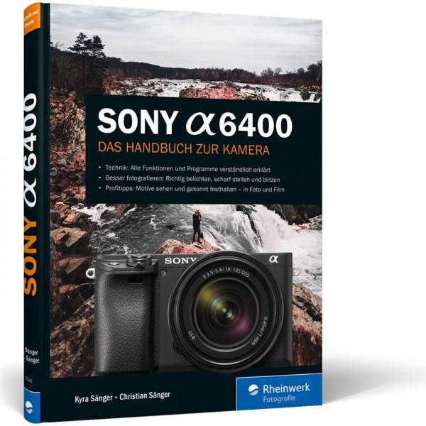 Buch: Sony a6400 Das Handbuch zur Kamera