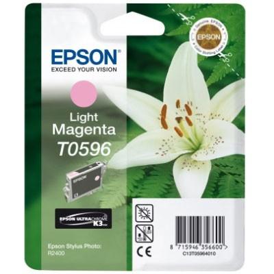 Epson Tinte (T0596) light magenta für R2400