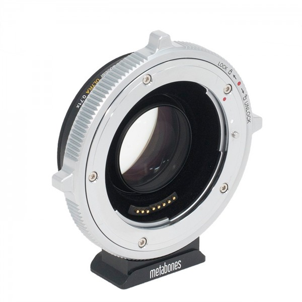 Metabones T Cine Speed Booster ULTRA Canon EF an E