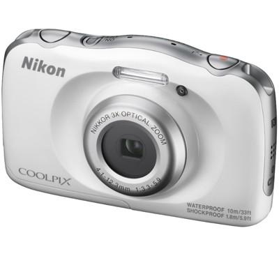 Nikon Coolpix W100, weiß