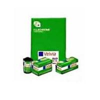 Fuji Chrome Velvia 50, 120 5er Pack