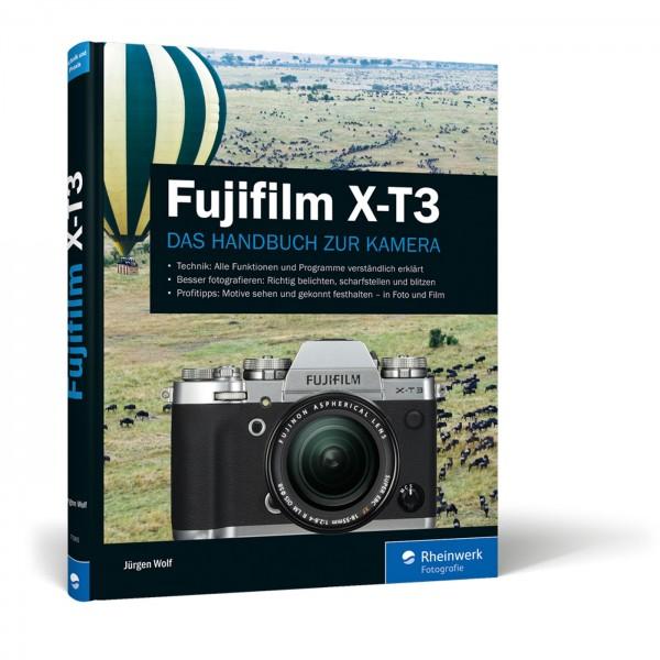 Buch: Fujifilm X-T3 Das Handbuch zur Kamera