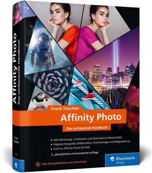 Buch: Affinity Photo - Das umfassende Handbuch