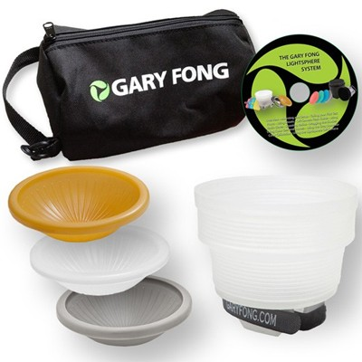 Gary Fong Collapsible Wedding + Event Lighting Kit