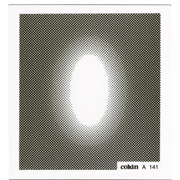 Cokin Oval Center Spot schwarz System P