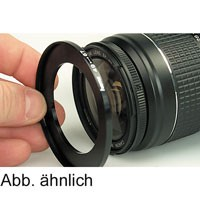 Filter-Adapterring: Objektiv 58mm - Filter 49mm
