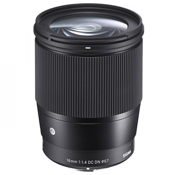 """Sigma 1,4/16mm DC DN """"C"""" für Canon EF-M"""
