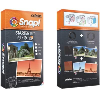 Cokin Snap Starter Kit G800 49mm