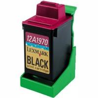 Hama Refill-Tinte schwarz 100ml für Lexmark