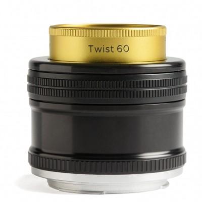 Lensbaby Twist 60, Canon EF