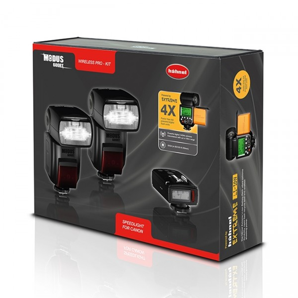 Hähnel Modus 600RT Pro Kit Canon