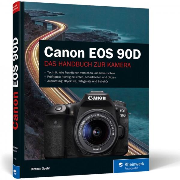 Buch: Canon EOS 90D, Das Handbuch zur Kamera