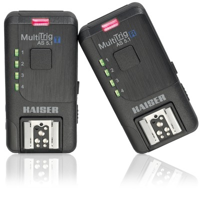 Kaiser Funkauslöser-Set MultiTrig AS 5.1