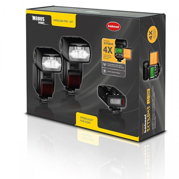 Hähnel Modus 600RT Pro Kit MK II Sony