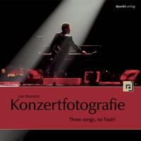 Buch: Konzertfotografie - Loe Beerens