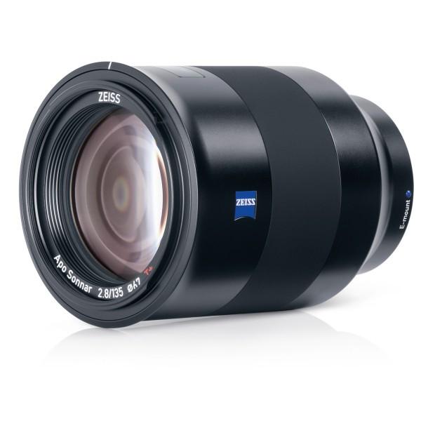 Zeiss Batis 2,8/135mm f. Sony E- Mount, schwarz