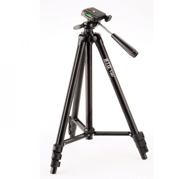 B.I.G. Kamerastativ T-551, schwarz