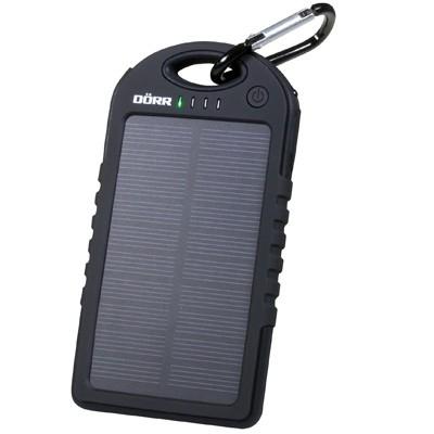 Dörr Solar-Powerbank SC-5000, schwarz