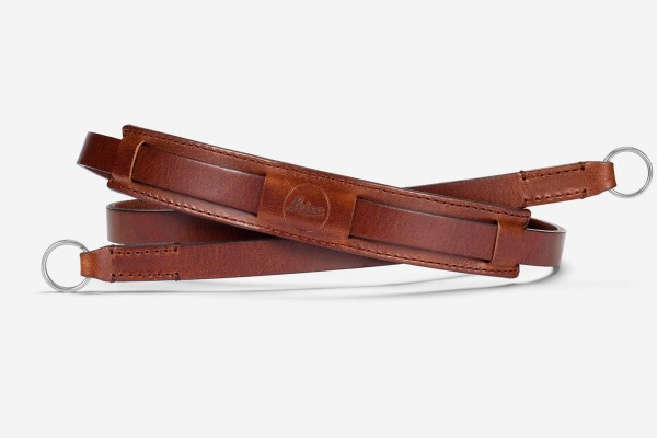 Leica Tragriemen vintage, Leder braun