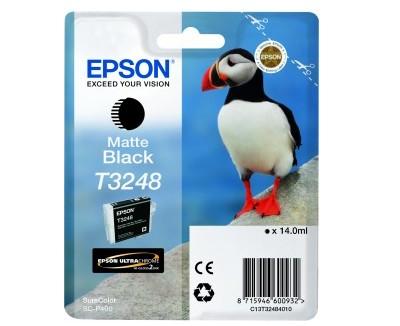 Epson Tinte T3248 matte black