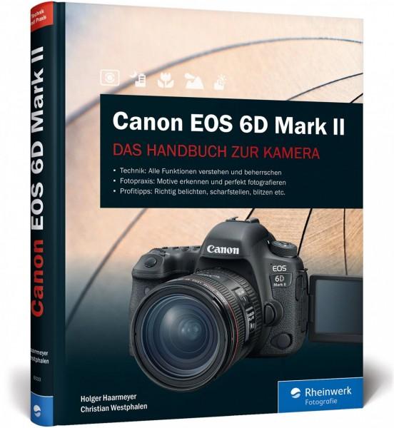 Buch: Canon EOS 6D Mark II-Das Handbuch zur Kamera