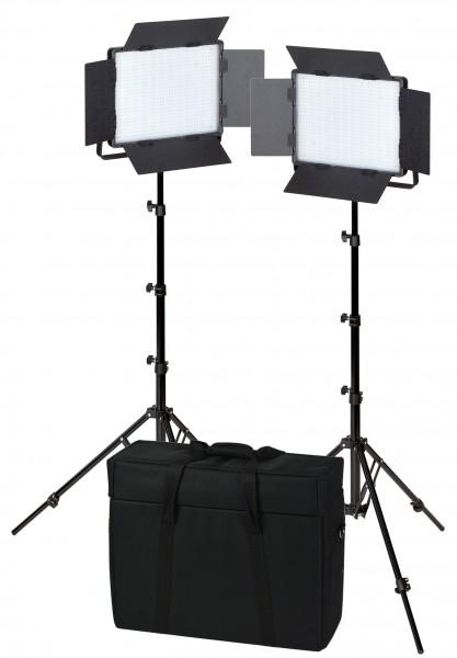 NANLITE LED-Flächenleuchte 900CSA Set