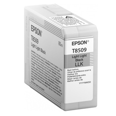 Epson Tinte T8509 Light Light Black