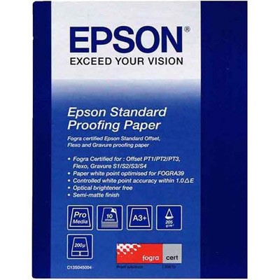 Epson Standard Proofing 205g., 100 Bl., A3+