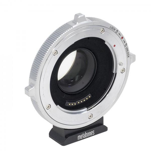 Metabones T Cine Speed Booster XL Canon EF an MFT