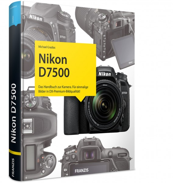 Buch: Nikon D7500
