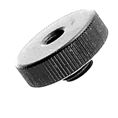 Geräteschraube: Zapfen 3/8''x 5 mm /Bohrung 1/4 ''