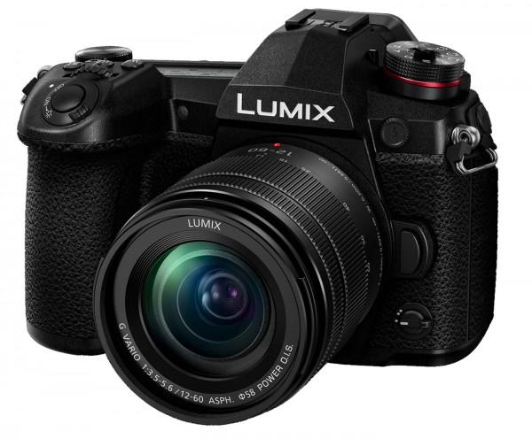 Panasonic LUMIX DC-G9 Set + 12-60mm O.I.S.
