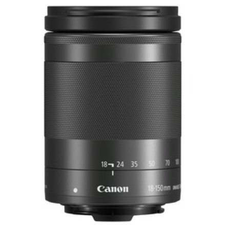 Canon EF-M 3,5-6,3/18-150 IS STM, schwarz