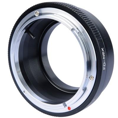 B.I.G. Objektivadapter Canon FD an Sony E